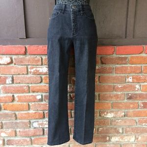 NWOT Lee Black Classic Fit Straight Leg Jeans